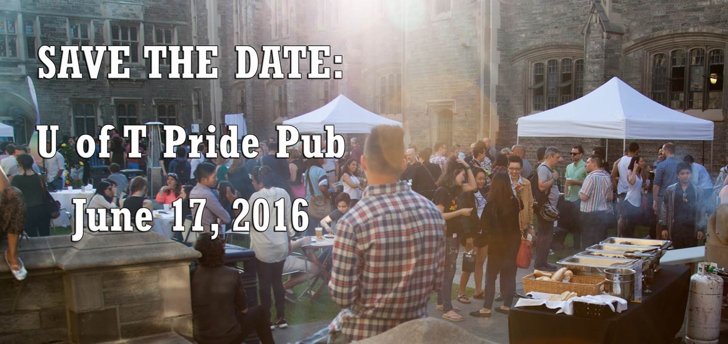 U of T Pride Pub
