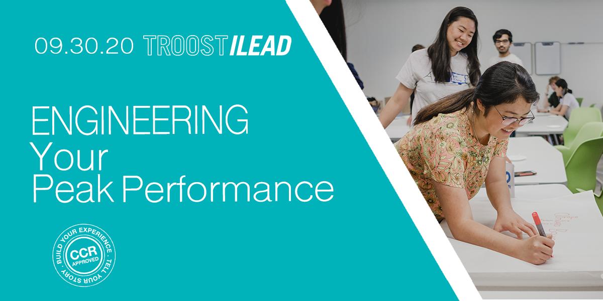 Peak Performance vCCR